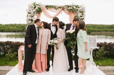 Как выбрать выездного свадебного регистратора?