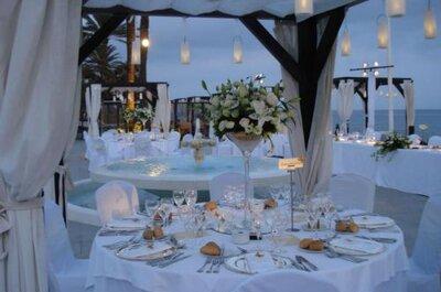 ¿Quiere casarse en el sur de España? Le proponemos 4 de los mejores hoteles en Marbella