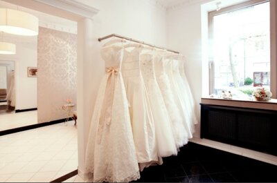 Brautkleid-Kauf & Anprobe: 8 Fehler, die jede Braut begeht und tolle Tipps wie man sie vermeidet!