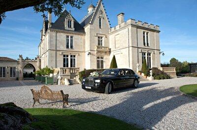 Château Pape Clément : Profitez de l'offre last minute pour votre mariage 2016