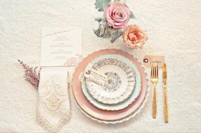 Los 10 mejores consejos para organizar una boda de muy buen gusto