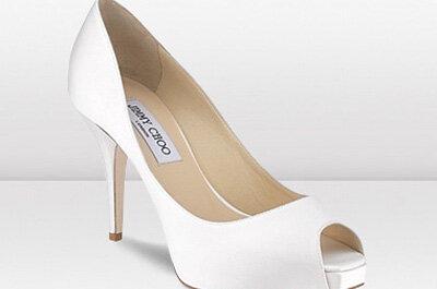 Soñar no cuesta nada: los maravillosos zapatos para novias de Jimmy Choo 2012
