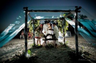 El amor y los rituales sagrados de la Boda Shamanica Maya