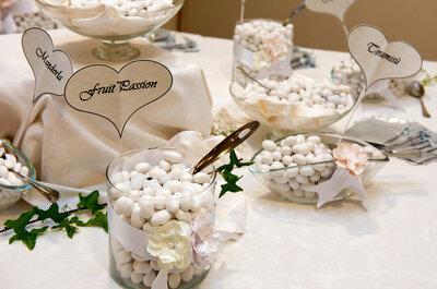 I confetti e la confettata: istruzioni per l'uso per un matrimonio a prova di goloso