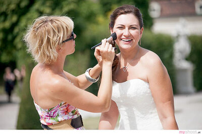 Make up Trends: So schminkt sich die Braut 2015!