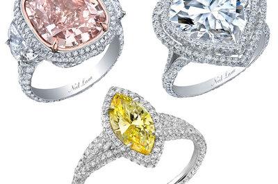 Tendencia en anillos de compromiso para el 2013