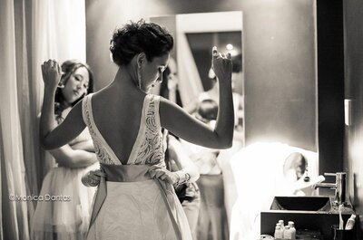 So bekommen Bräute ihre Oberarme für die Hochzeit in Form!
