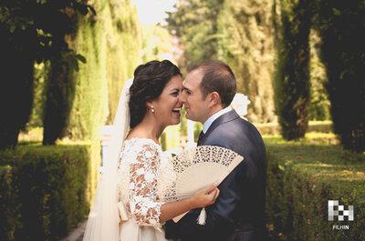 Fotografías de boda naturales que enamoran