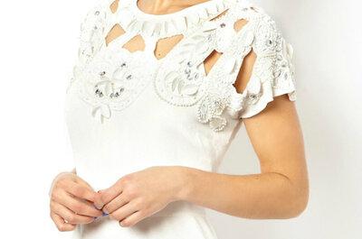 Novias 'low cost': Vestidos de novia buenos, bonitos y baratos