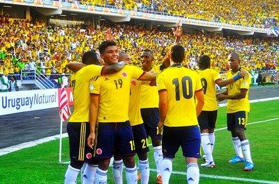 ¡Algunas de las mejores bodas de nuestros jugadores de la Selección Colombia! ¿Cuál es tu favorita?