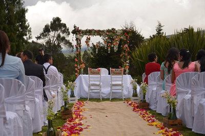 ¿Cómo darle un carácter más solemne a tu boda civil? 3 elementos claves para tener en cuenta