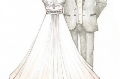 Dreamlines Sketches, they are as dreamy as they sound! Here is how to become Husband of the year.