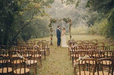 Een bruiloft in de herfst: tops en flops