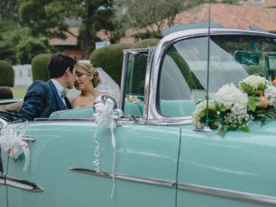 El romántico y mágico matrimonio de Etna y Mauro