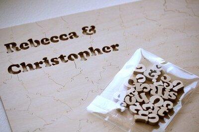 Livros de assinaturas para seu casamento: uma eterna recordação