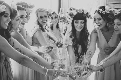Quanto custa ser madrinha de casamento? Ajudamos você nessa conta!