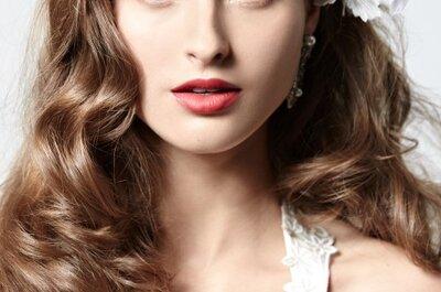 Wellige Frisuren für Hochzeitsgäste - Styling-Tipps