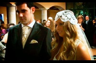 Un vídeo de boda original al alcance de tu mano