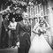 Frisch verheiratet.