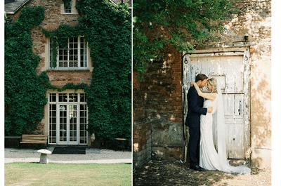 Real Wedding: Esmeralda y oro como ecuación perfecta en una boda inspirada en los años 20