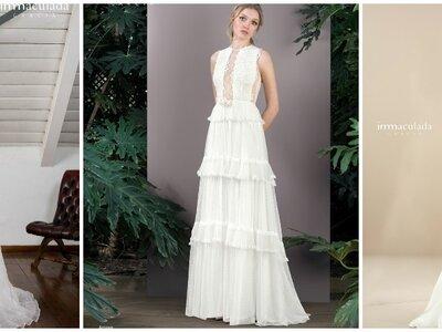 My Couture, My Essentials & My Secrets: Himmlische Brautkleider von Inmaculada García 2017