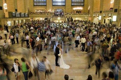 In New York Ja sagen – der Wunsch vieler Brautpaare
