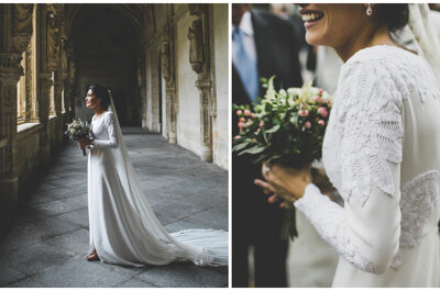 Cómo acertar con el vestido de novia para una ceremonia religiosa: los 6 aspectos fundamentales