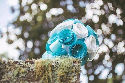 5 paletas de cores para decorar seu casamento em 2015