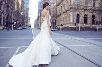 Come with us to bridal heaven! What to expect from White Gallery 2014