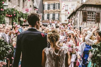 Invités à un mariage ? Nos conseils et idées pour féliciter les jeunes mariés !