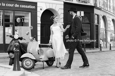 Seu casamento em Paris: a febre dos