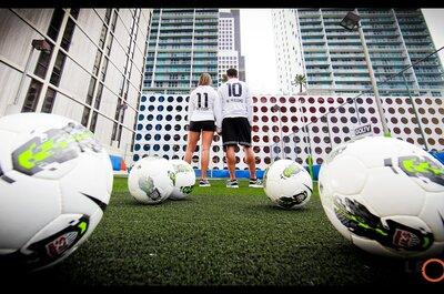 ¿Cómo sobrevivir si tu festejo coincide con el fútbol?