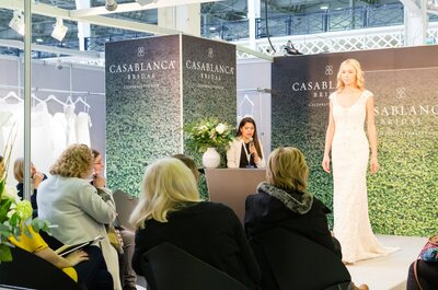 The London Bridal Show: the most anticipated bridal trade event for 2017