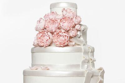 Najlepsze torty weselne w Warszawie! Top cukiernie prezentują swoje dzieła!