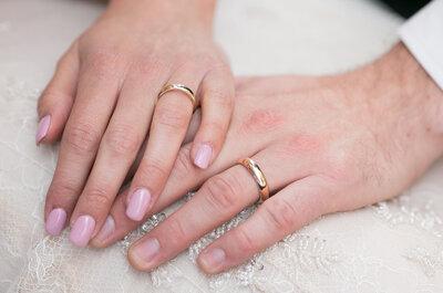 Tendencias 2016 en manicure de colores para novias. ¡Un toque nuevo para tu estilo!