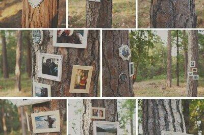 Faça você mesmo: decoração com fotos e mensagens