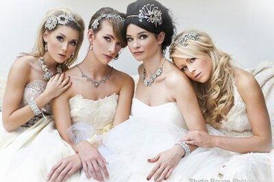 Brautfrisur – Hochsteckfrisur mit Haarteil Trends 2011