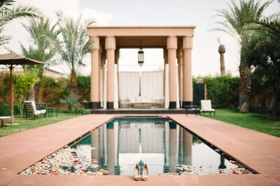 Morocco: An Exotic Paradise Perfect for the Destination Wedding of a Lifetime