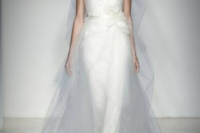 Christos Outono 2013: 12 vestidos de noiva oh so sweet