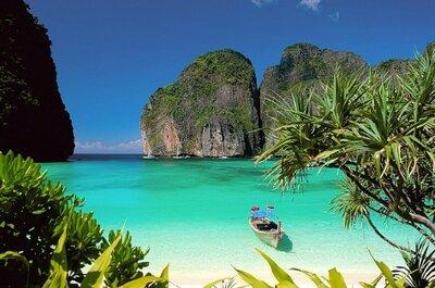 Lua de mel na Tailândia