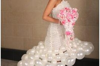 À procura da ideia que faça a diferença: balões no casamento!