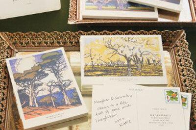 Un libro de firmas para boda convertido en arte... ¡Mira las ideas!