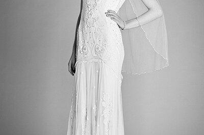 Vestidos de novia románticos de Temperley London