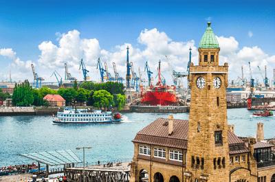 8 geniale Hochzeitslocations in Hamburg - Verwirklichen Sie Ihren Hochzeitstraum in der Hansestadt!