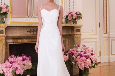 Pretty wedding gowns from  Sweetheart Collection 2014