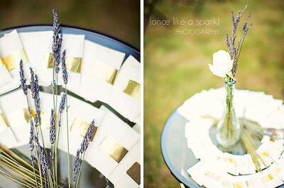 Flores de lavanda: perfume e beleza para seu casamento