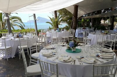 Los 8 mejores lugares para una boda en la playa de Alicante