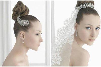 Bijoux de mariée Rosa Clara 2013 : romantiques, discrets et élégants