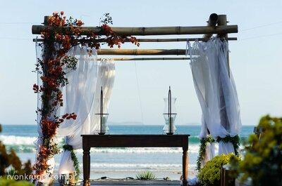 Como fazer um casamento LINDO à beira-mar na primavera: 11 dicas de uma especialista no tema!