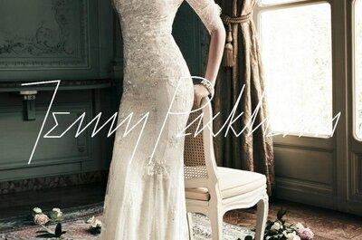 Vestidos de novia Jenny Packham primavera-verano 2013